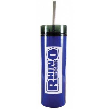 Custom Printed 16 Oz Stainless Slender Sip