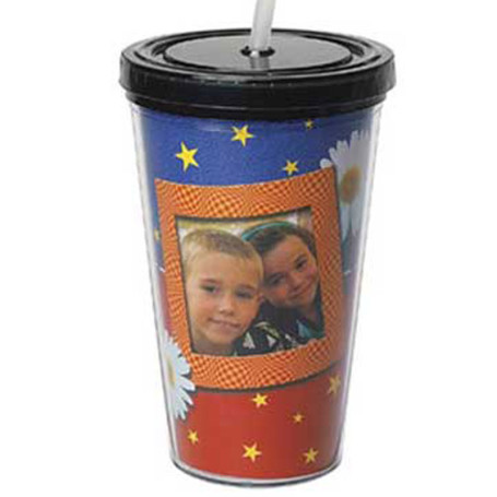 Do-It-Yourself! 16oz Tumbler