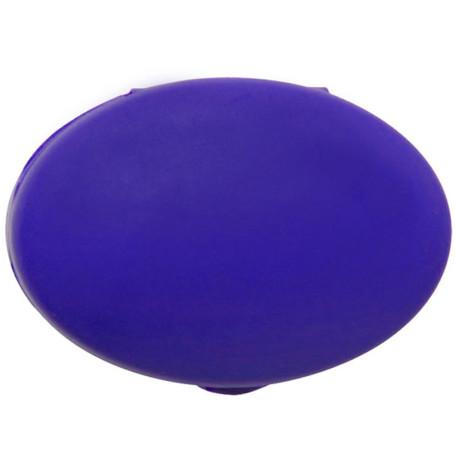 Imprintable Oval Pill Box
