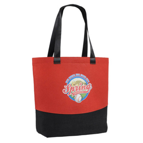 Imprinted Felt Bag