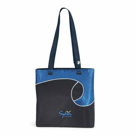 Imprinted Swirly Tote