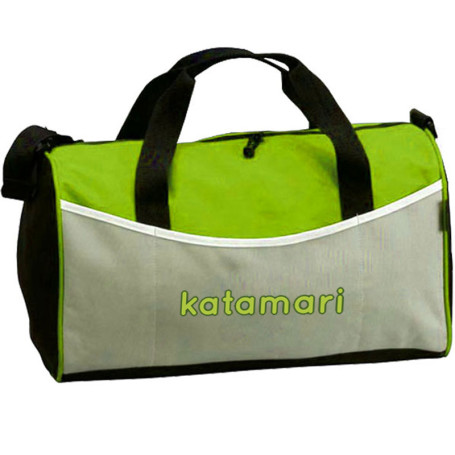 Imprintable The Quake (Duffel) - Green, printed