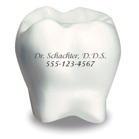 Logo Tooth Stress Reliever