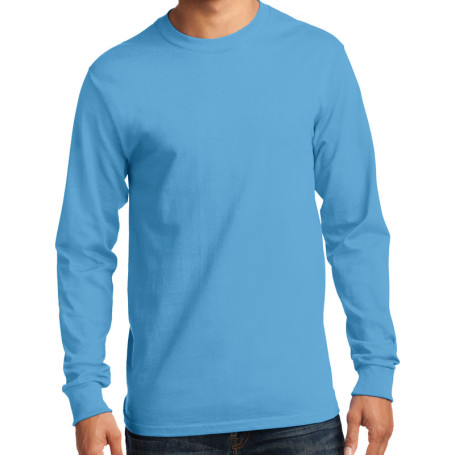 Port & Company - Long Sleeve Essential T-Shirt (Apparel)