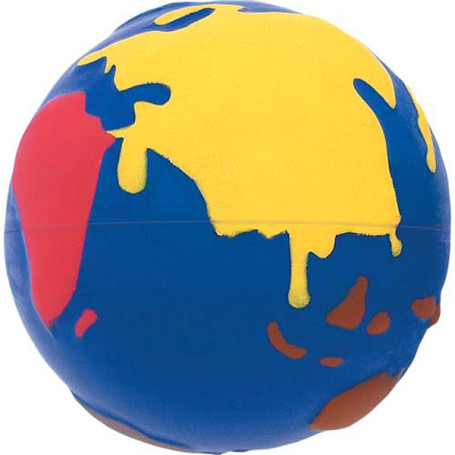 Personalized World-In-Color Stress Reliever