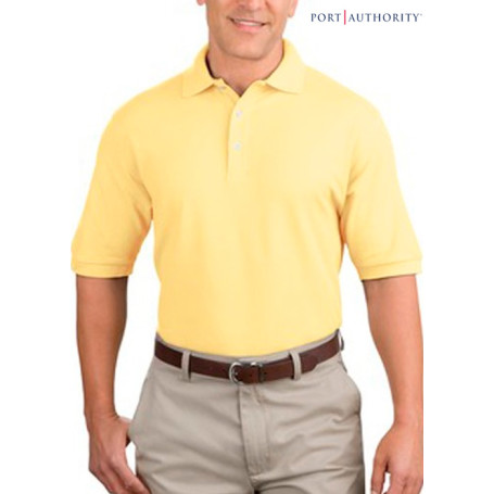 Port Authority 100% Pima Cotton Sport Shirt