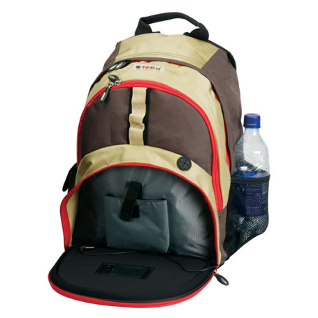 Printable The Soundwave Backpack