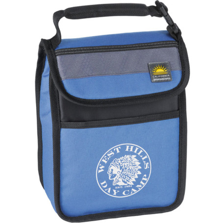 Printed California Innovations Lunch Cooler