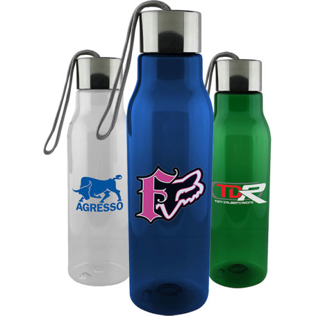 Printed Celina Tritan Water Bottle