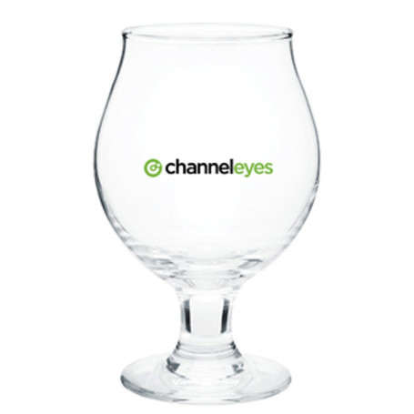 Promo 13 oz. Belgian Glass