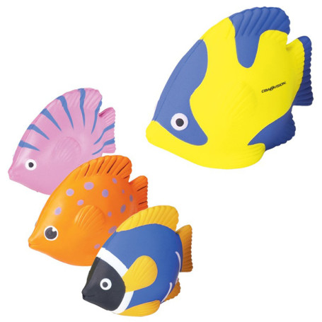 Promo Tropical Fish Stress Reliever