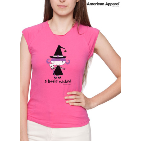 Ladies American Apparel T-Shirts