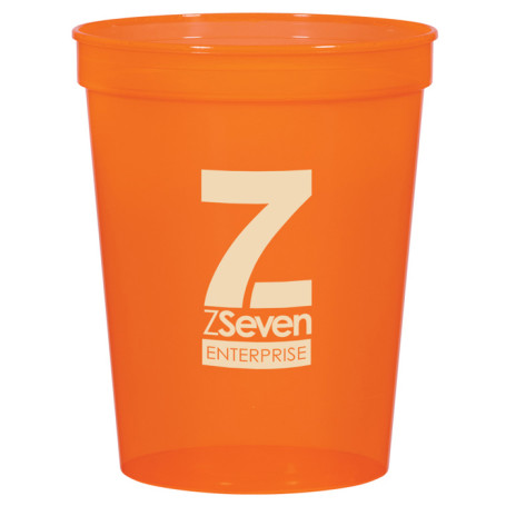 Promotional 16 Oz. Stadium Cup
