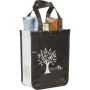 Custom Logo Laminated Non-Woven Small Shopper Tote