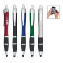 Personalized Tri-Ban Pen With Stylus