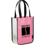 Custom Laminated Non-Woven Small Shopper Tote