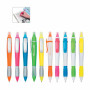Customizable Color Twin-Write Pen-Highlighter