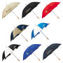 "Customizable Palm Beach 60"" Steel Golf Umbrella"