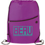Customizable Sidekick Drawstring Cinch Backpack