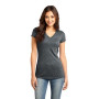 District Juniors Microburn V-Neck Cap Sleeve Tee1