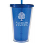 Promo 16oz. Freedom Facet Tumbler