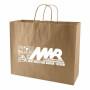 Imprintable Recycled Natural Kraft Bags