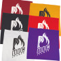"Imprinted 14"" Rally Rags"