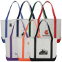 Printable Premium Heavy Weight Cotton Boat Tote
