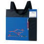Promotional Color Block ID Convention Tote