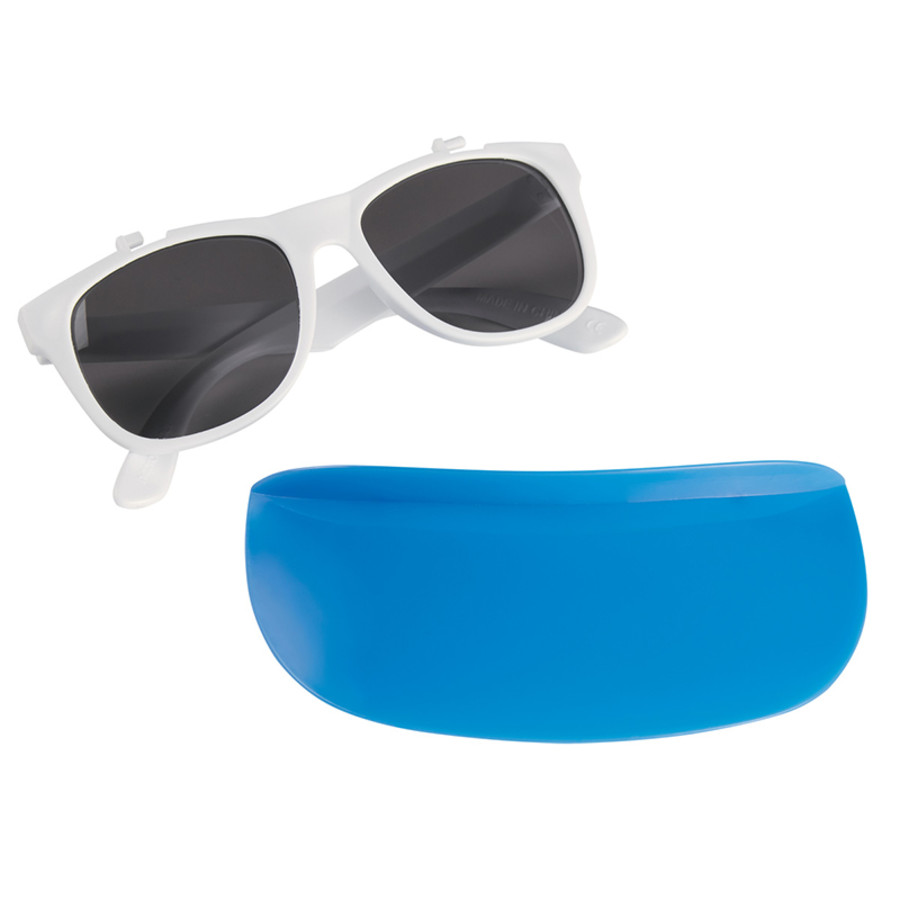 Personalized Two-Tone Visor Sunglasses