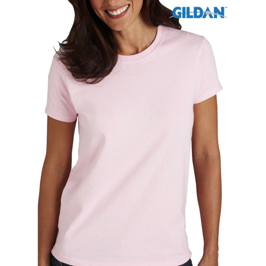 Gildan Ladies Ultra Cotton 100% Cotton T-Shirt