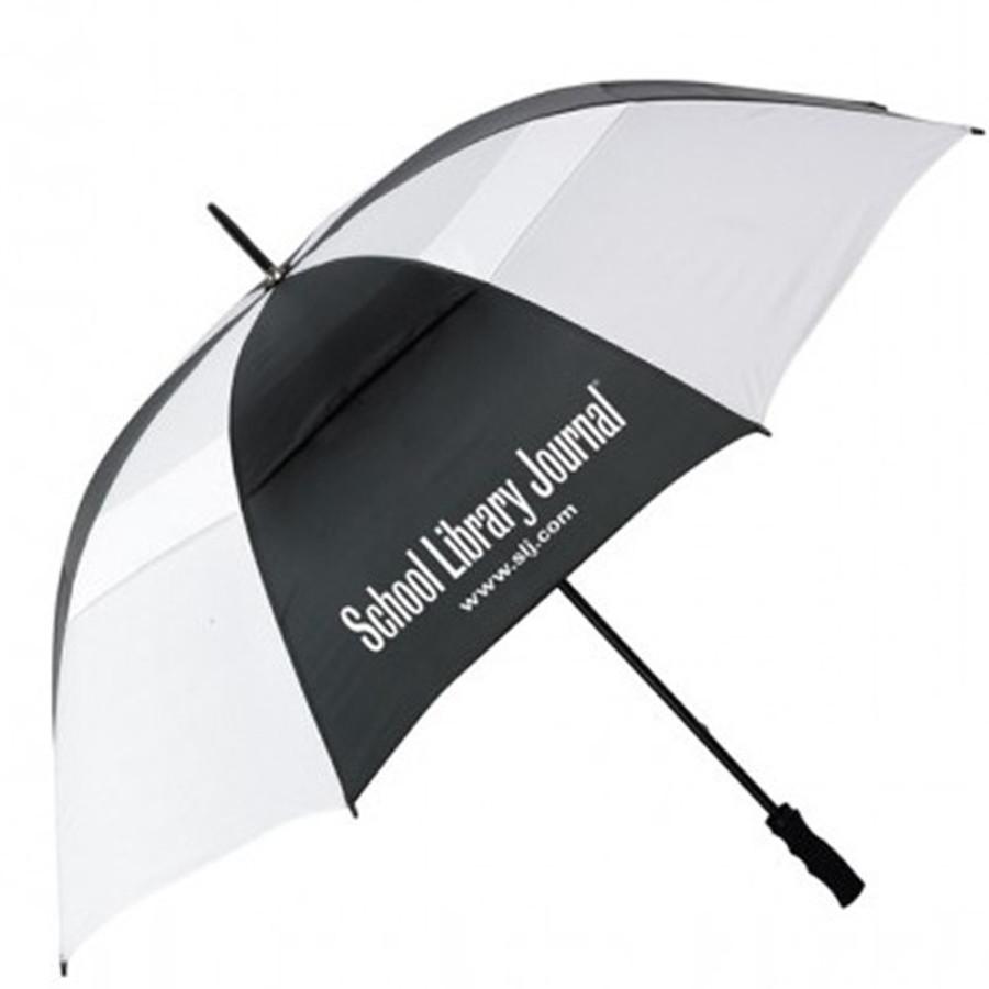 "Custom Bogey 60"" Arc Umbrella"