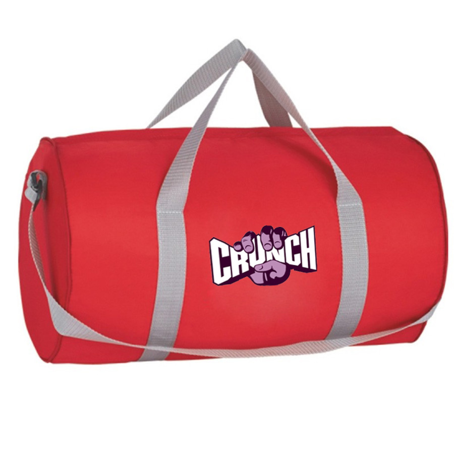Imprinted Budget Duffel Bag