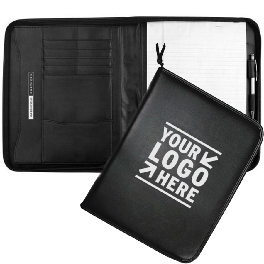 Customizable Achiever Organizer - Open - Front