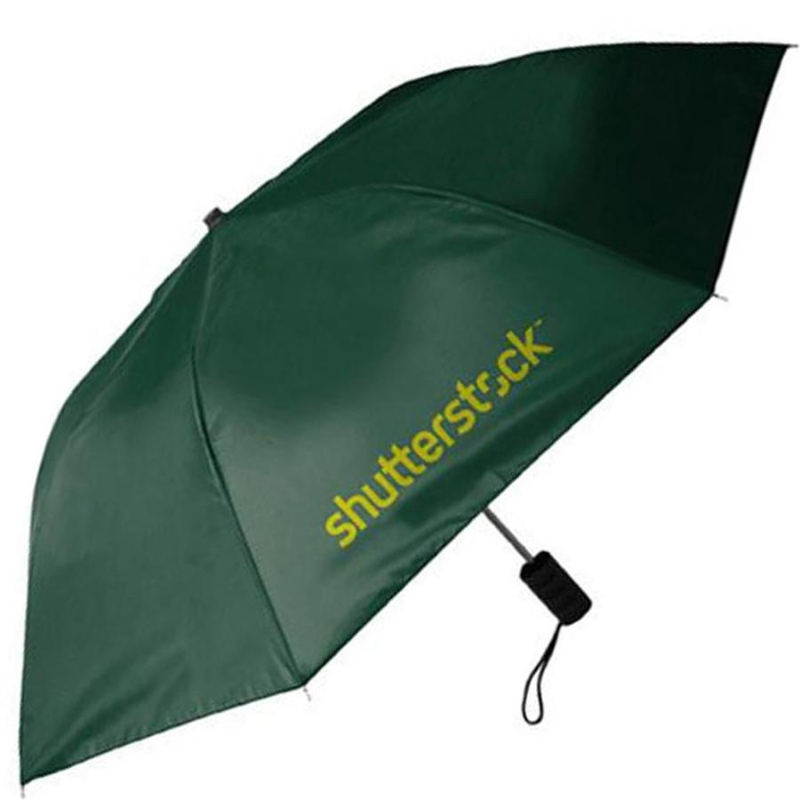 Custom Economy Auto Open Folding Umbrella