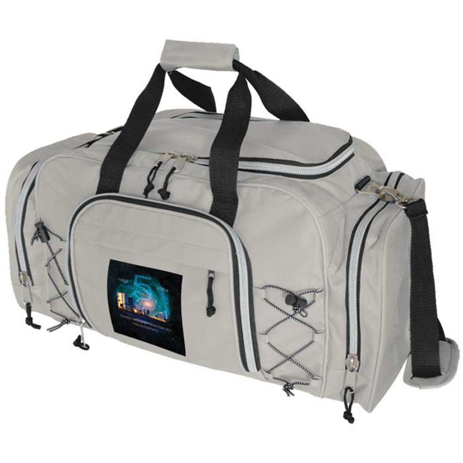 All Purpose Heavy Duty Print Sports Duffel Bag