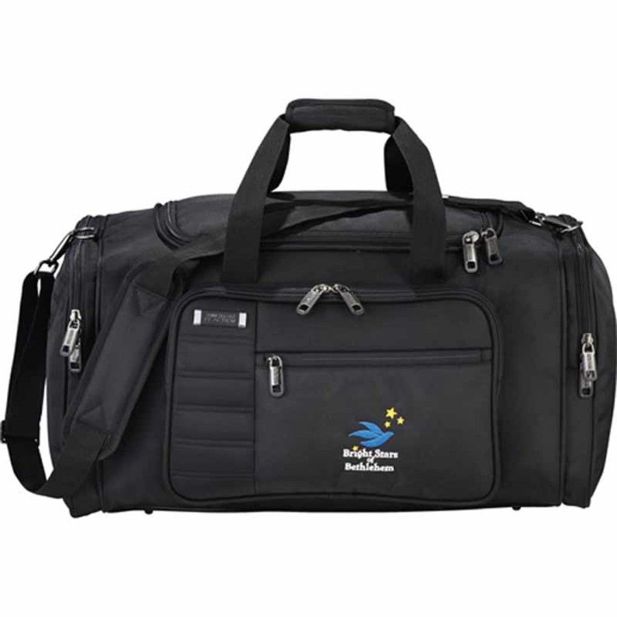Logo Kenneth Cole Tech Travel Duffel Bag