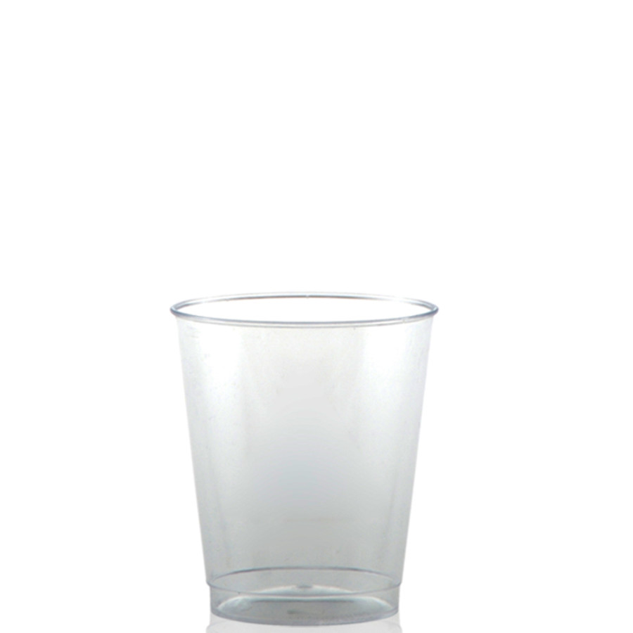 5 oz. Clear Plastic Cups