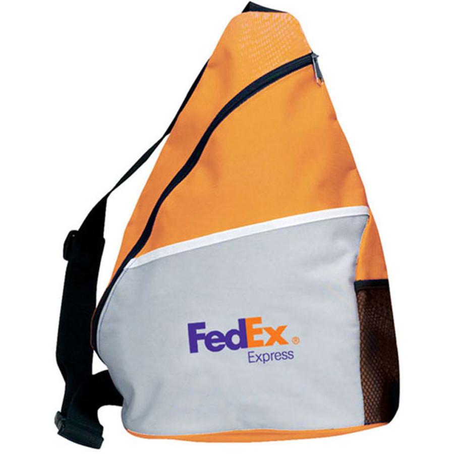 Custom Logo Sling Backpack