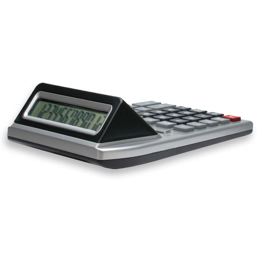 Custom Printed Desktop Dual Screen Calculator