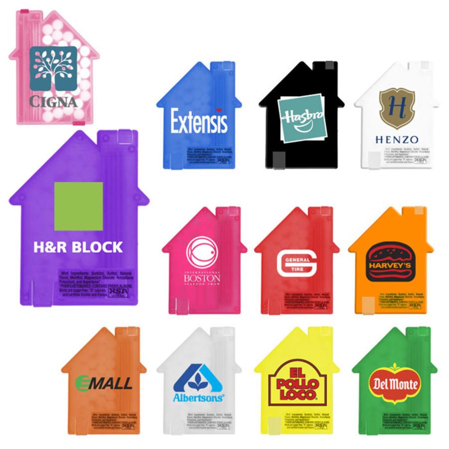Custom Printed House Pick N Mints