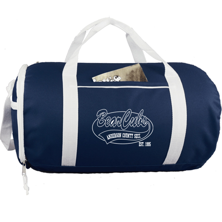 Custom Roll Duffel Bag