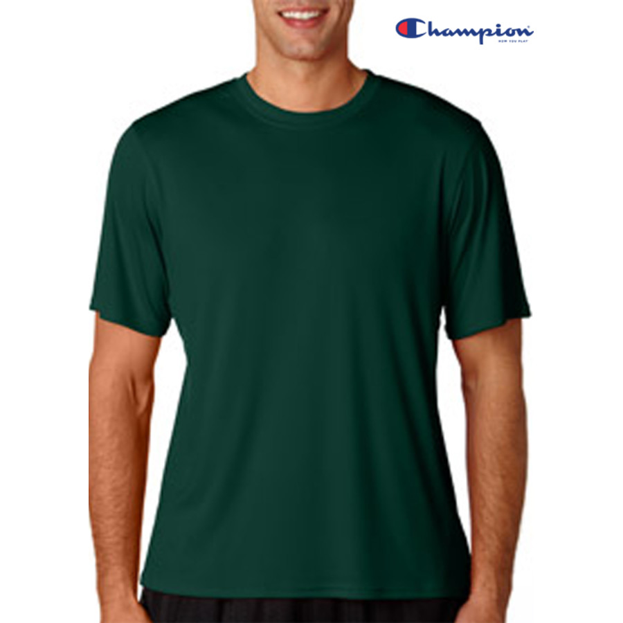 Champion Adult Double Dry® Interlock T-Shirt