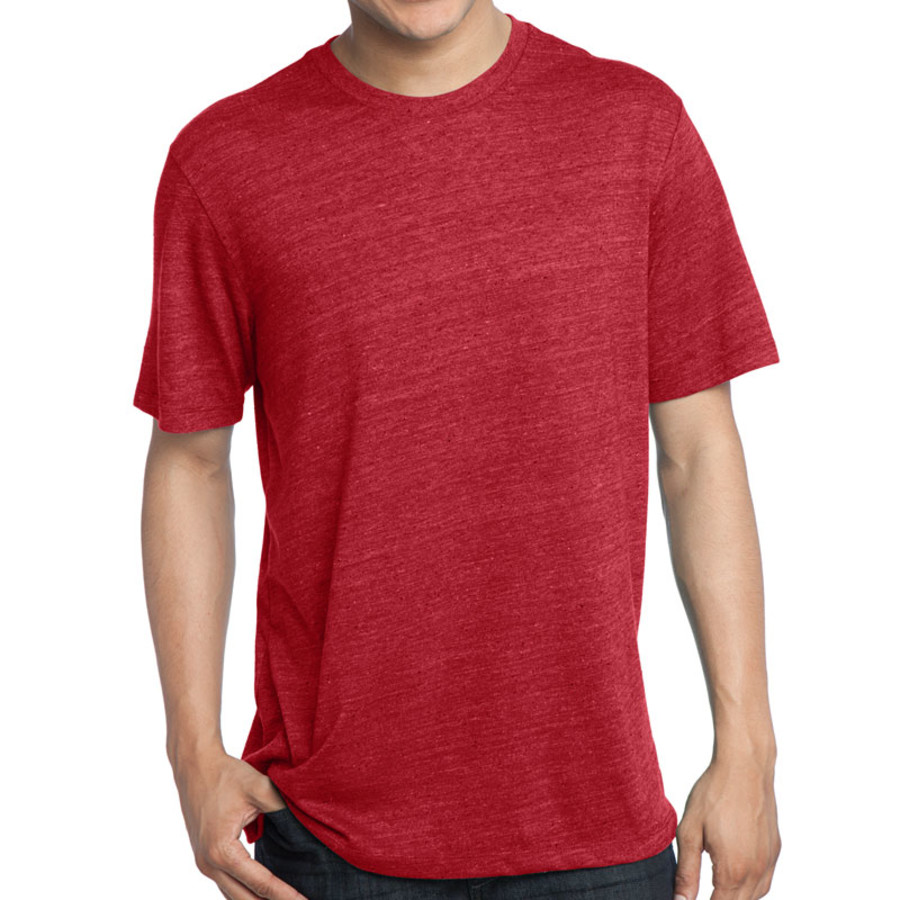 District Made - Mens Textured Crew Tee