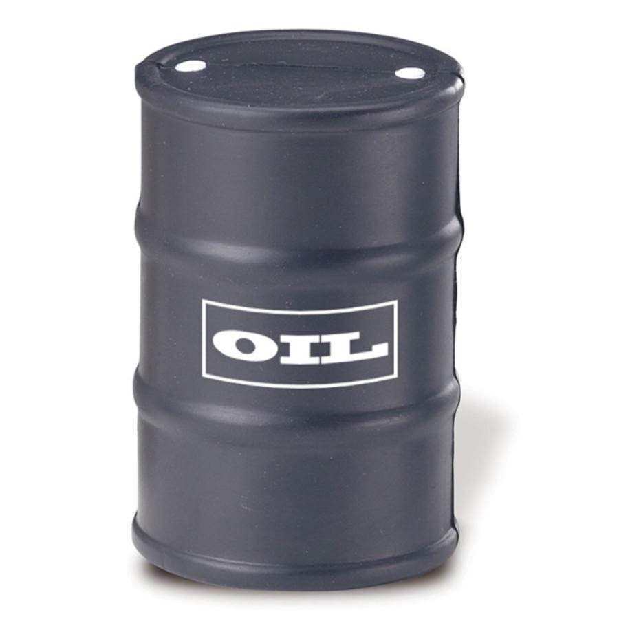 Imprintable 55 Gallon Drum Stress Reliever