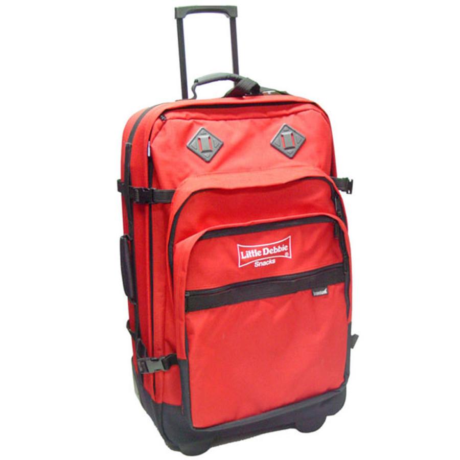 "Imprinted 27"" Upright Luggage"