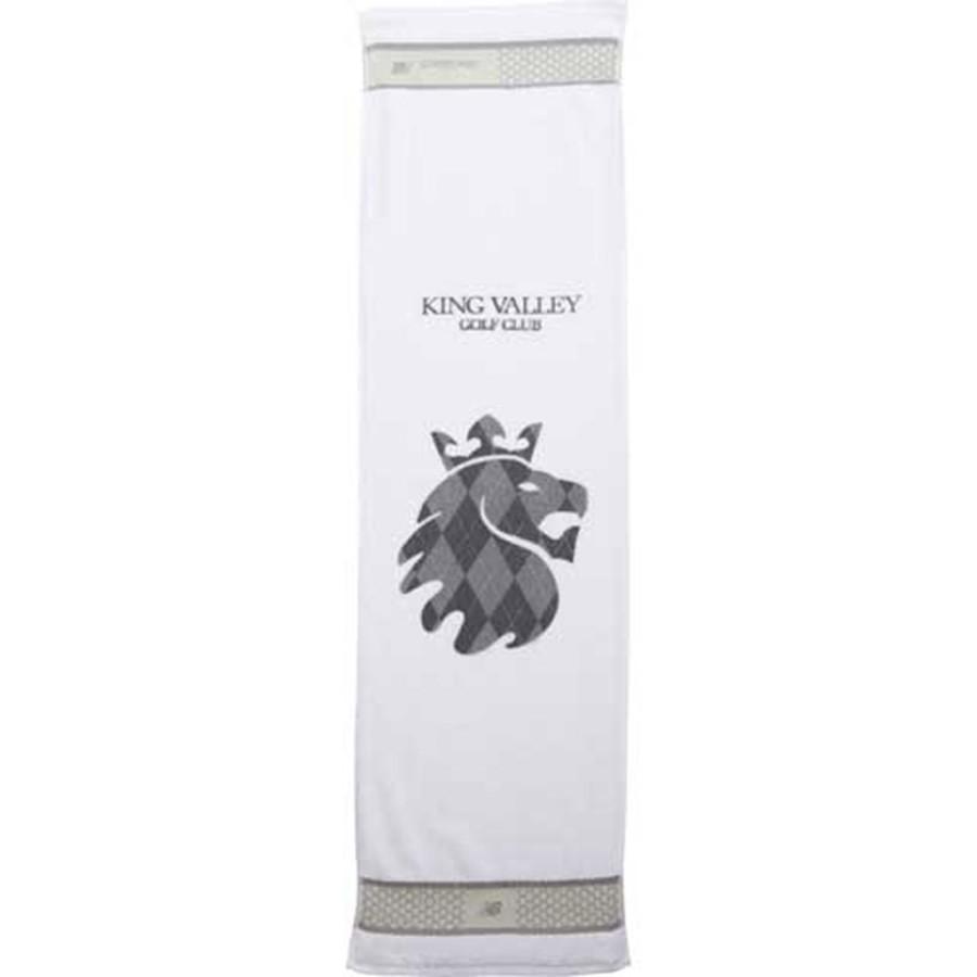 Imprinted 4 lb. New Balance Fitness Towel