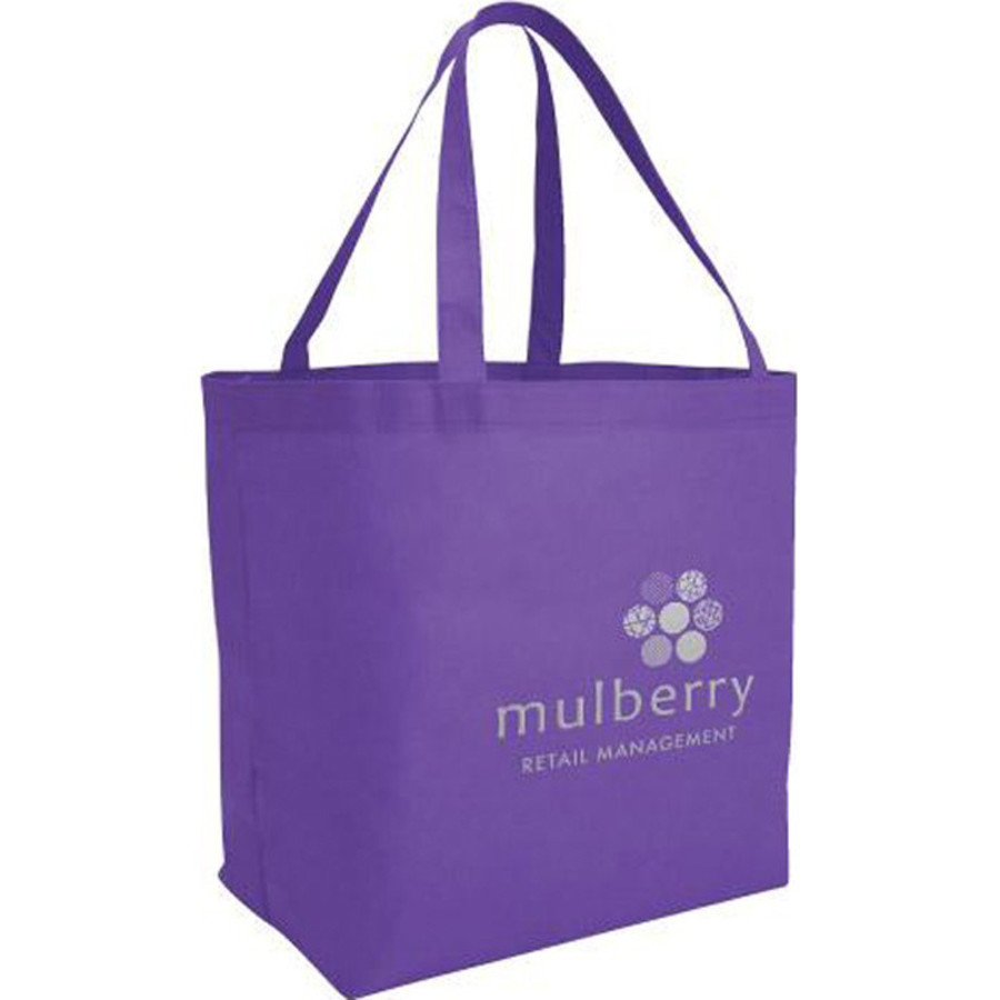 Imprinted Big Value Tote