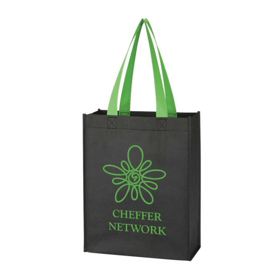 Imprinted Non-Woven Mini Tote Bag