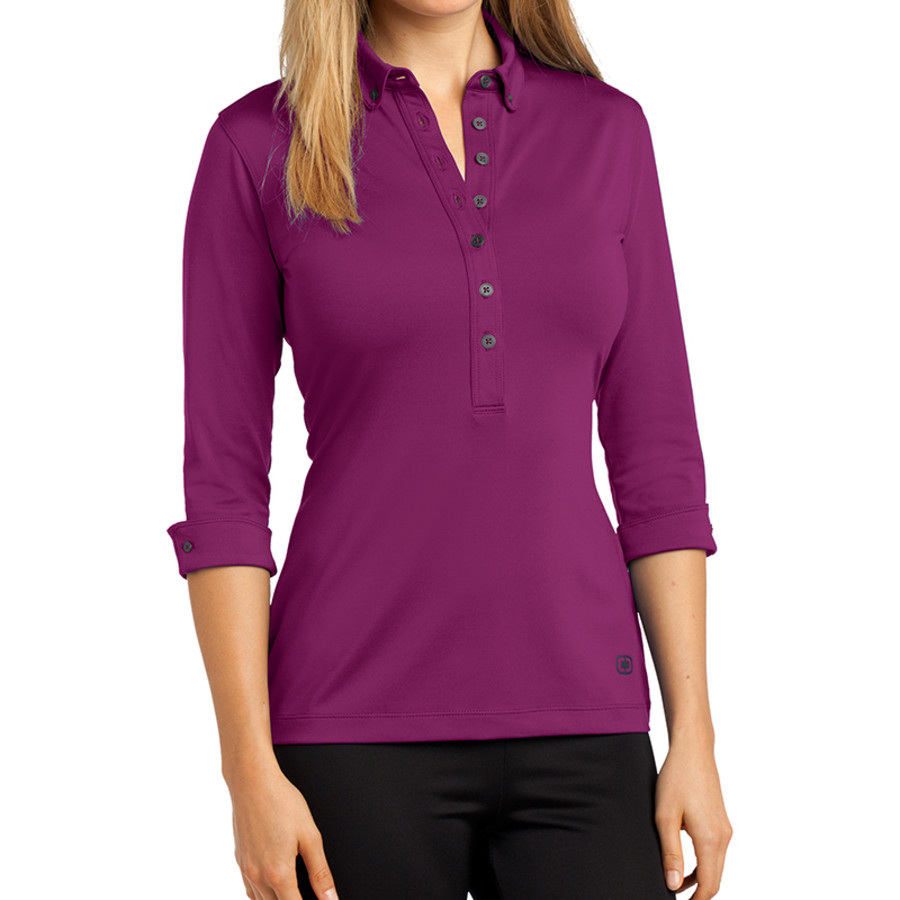 OGIO Ladies Gauge Polo (Apparel)